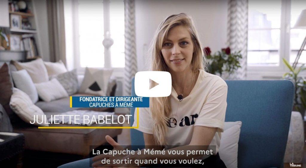 Les Capuches à Mémé - Histoires d'entrepreneurs par Stéphane Bern