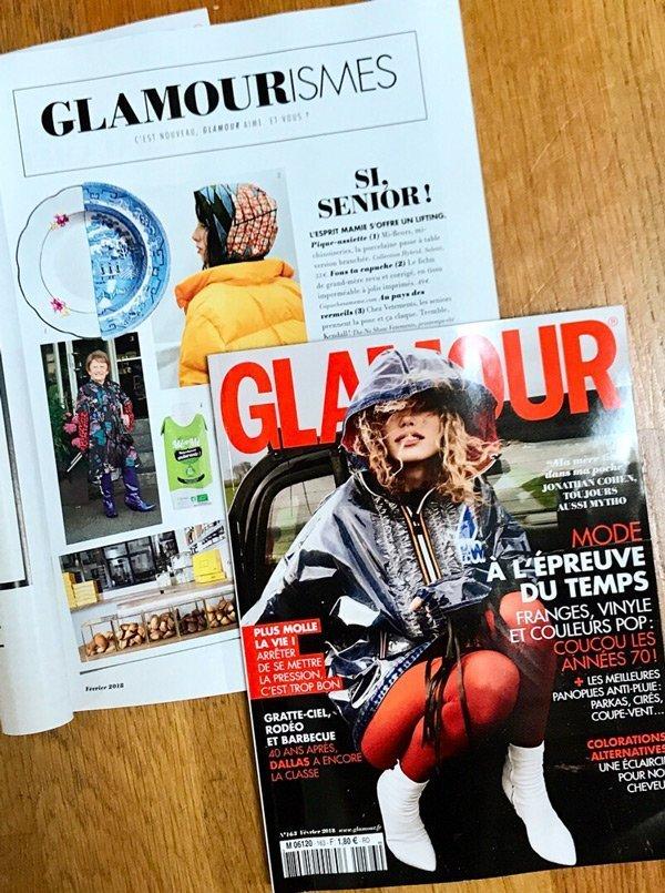 Les Capuches à Mémé - Glamour