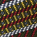 Les Capuches à Mémé - Capuche Noire WAX Tetris