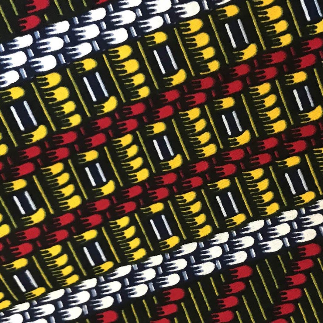 Les Capuches à Mémé - WAX Tetris Rain Hood